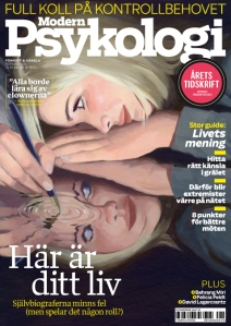 Modern Psykologi 1/2013.
