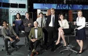 The Newsroom är av det senaste årets mest hyllade tv-serier. Foto: HBO.