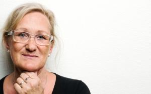 Drogerna dövade oron för hiv och det skulle dröja tio år innan Inger Forsgren berättade för sina föräldrar och systrar att hon hade hiv. Foto: Martin Stenmark.