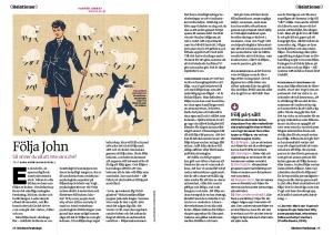 Sara Henrysson Eidvalls artikel finns även i det senaste numret av Modern Psykologi (2/2013).