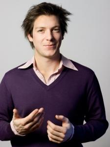 Jonas Mosskin är legitimerad psykolog, bloggare och skribent. Foto: Johanna Hanno.