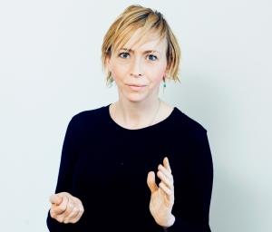 Jenny Jägerfeld är legitimerad psykolog och författare. Foto: Henric Lindsten.