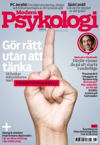 Modern Psykologi 1/2014.