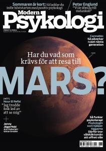 Modern Psykologi 6/2014 kommer ut den 16 juli.