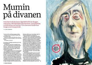 Tove Jansson föddes 9 augusti 1914 och dog 27 juni 2001. Artikeln har tidigare publicerats i Modern Psykologi 5/2014.