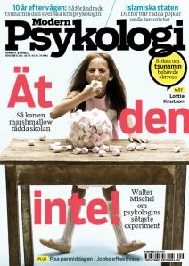 Modern Psykologi 9/2014. Ute den 5 november.
