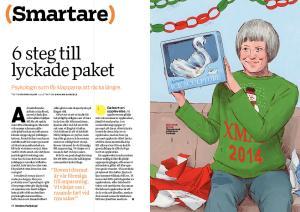 Katarina Bloms artikel finns även i Modern Psykologi 10/2014 – ute nu!
