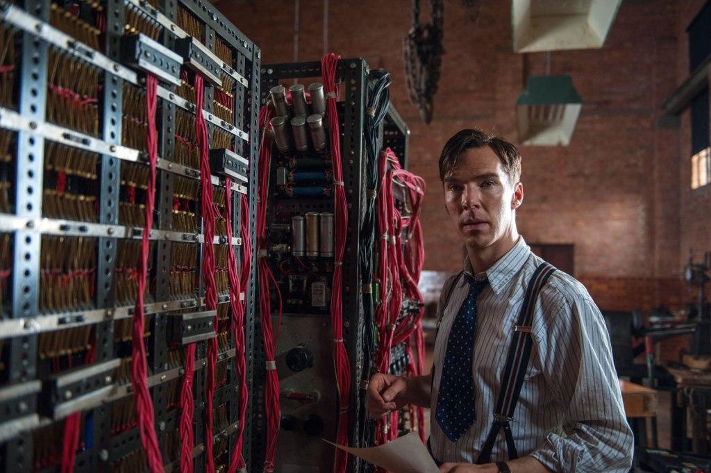 Benedict Cumberbatch spelar Alan Turing i filmen The imitation game, som har svensk biopremiär den 16 januari. Foto: Jack English/The Weinstein Company.