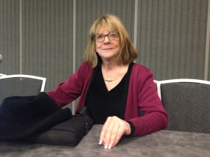 Elisabeth Loftus på AAAS-konferensen i San Jose.