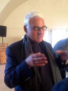 Allen Frances talade på Socialhögskolan i Stockholm. Foto: Ellinor Gotby Eriksson.