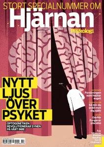 Modern Psykologi: Hjärnan kommer ut den 14 oktober.