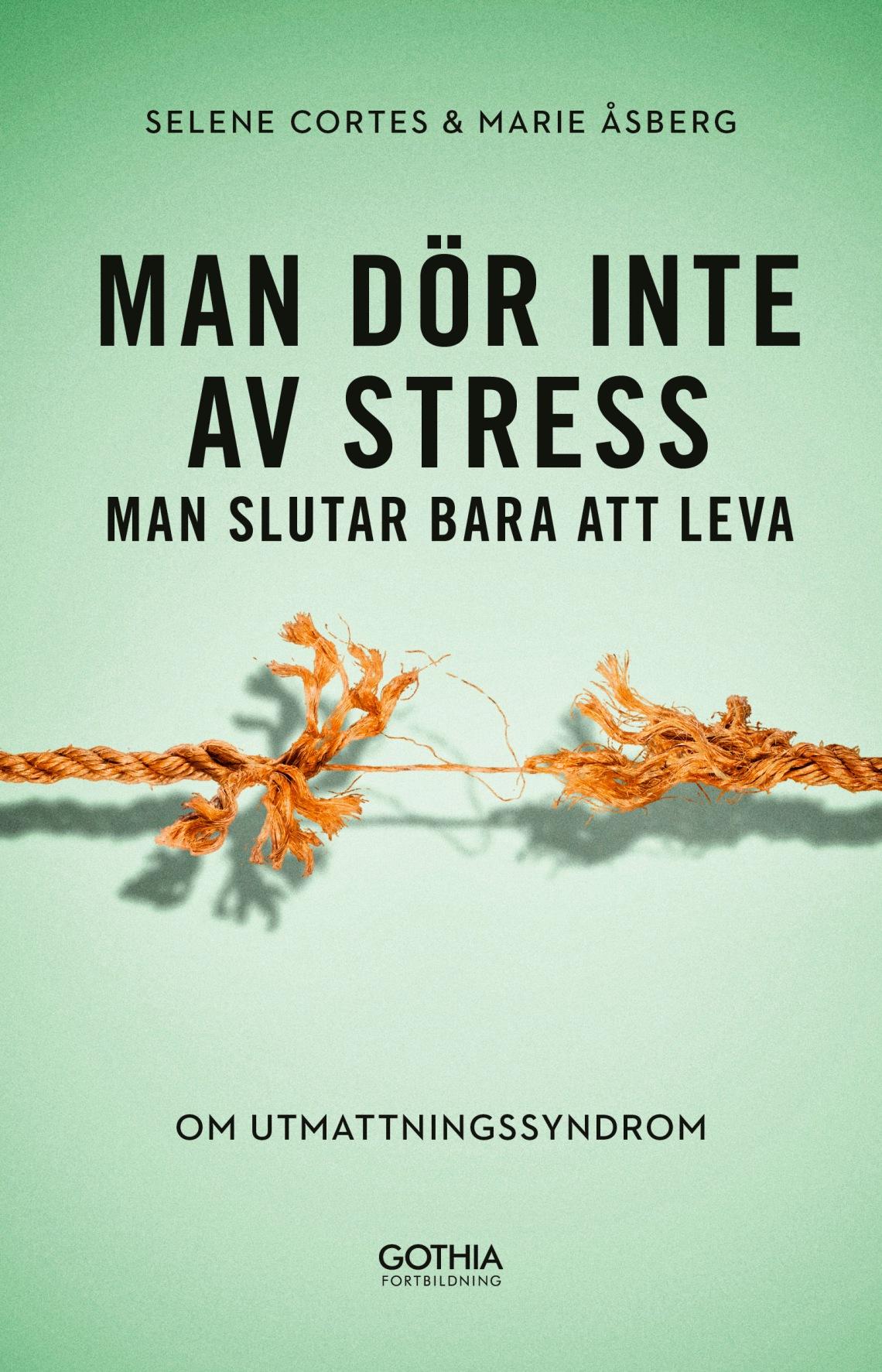 Man dör inte av stress, man slutar bara att leva 77410645.jpg